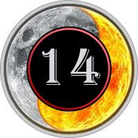 14 Лунный День