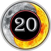 20 Лунный День