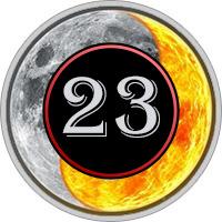 23 Лунный День