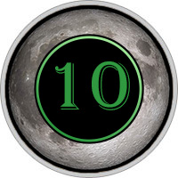10 Лунный Дом