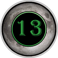 13 Лунный Дом