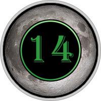 14 Лунный Дом