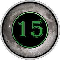 15 Лунный Дом
