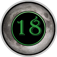 18 Лунный Дом
