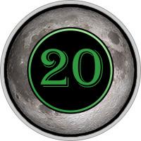 20 Лунный Дом