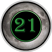 21 Лунный Дом