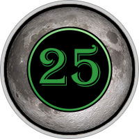25 Лунный Дом