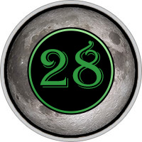 28 Лунный Дом