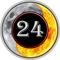 24 Moon Day