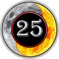 25 Moon Day