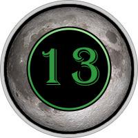 13 Moon House