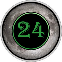 24 Moon House