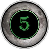 5 Moon House