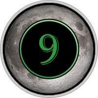 9 Moon House