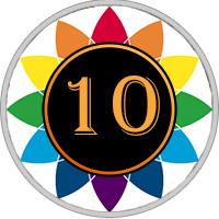 10 Солнечный День