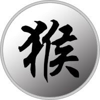 Chinesisches Sternzeichen Affe