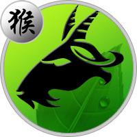 Steinbock Affe Horoskop