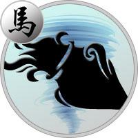 Wassermann Pferd