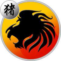 Löwe Schwein Horoskop