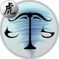 Waage Tiger Horoskop