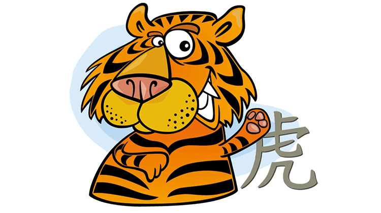 Tiger Partner Horoskop