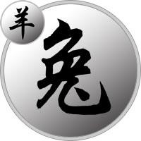 Ziege partnerschaft tiger Chinesisches Horoskop