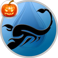 Scorpio Halloween Horoscope