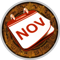 Aries November Horoscope