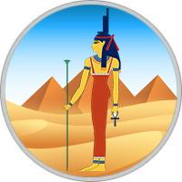 Isis — Ägyptisches Horoskop