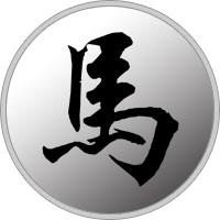 Chinesisches Horoskop Pferd
