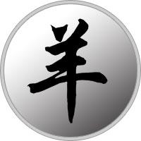 Chinesisches Horoskop Ziege gestern