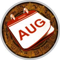 Monatshoroskop August