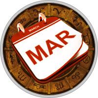 Monatshoroskop März