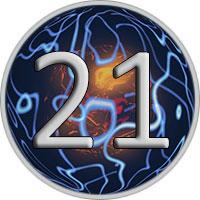 Число Дня Рождения: 21