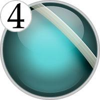 Число Урана: 4