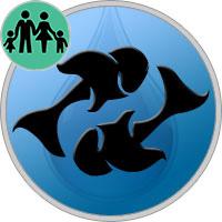 Fische Eltern