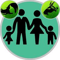 Steinbock-Kind und Jungfrau-Elternteil