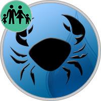 Krebs Eltern