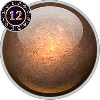 Merkur im 12. Haus