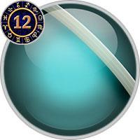Uranus im 12. Haus