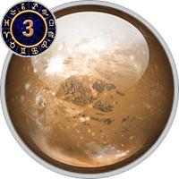 Pluto im 3. Haus