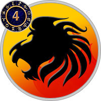 Das 4. Haus im Löwe