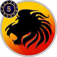 Das 5. Haus im Löwe