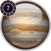 Jupiter im 7. Haus