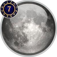 Mond im 7. Haus