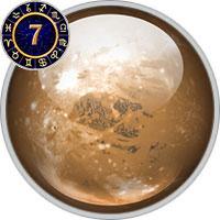 Pluto im 7. Haus