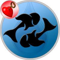 Fische Liebe