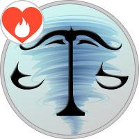 Waage Flirtverhalten — Ausgewogen & Charmant