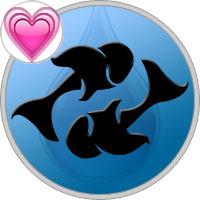 Fische Liebesheirat