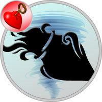 Wassermann Mann Liebe